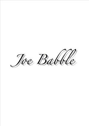 Joe Babble