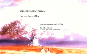the matinee idles